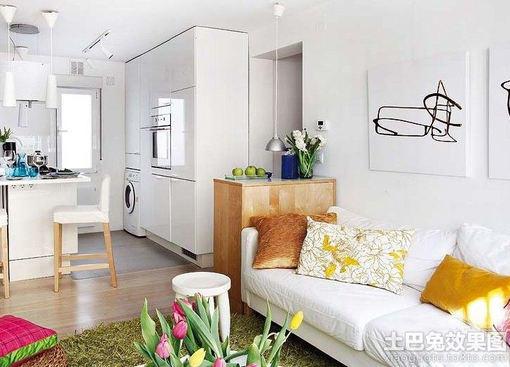 40平米一居室装修图大全 hao123网址导