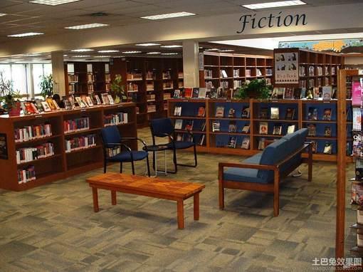 图书室布置,学校图书室布置,学校图书室阅览室布置,小学图书室