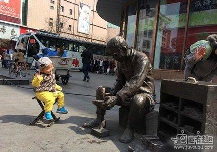 孩子,他会理你吗
